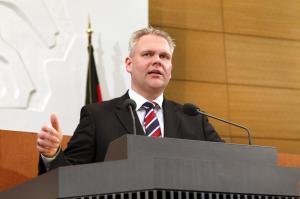 Björn Thümmler MdL, Fraktionsvorsitzender der CDU Landtagsfraktion
