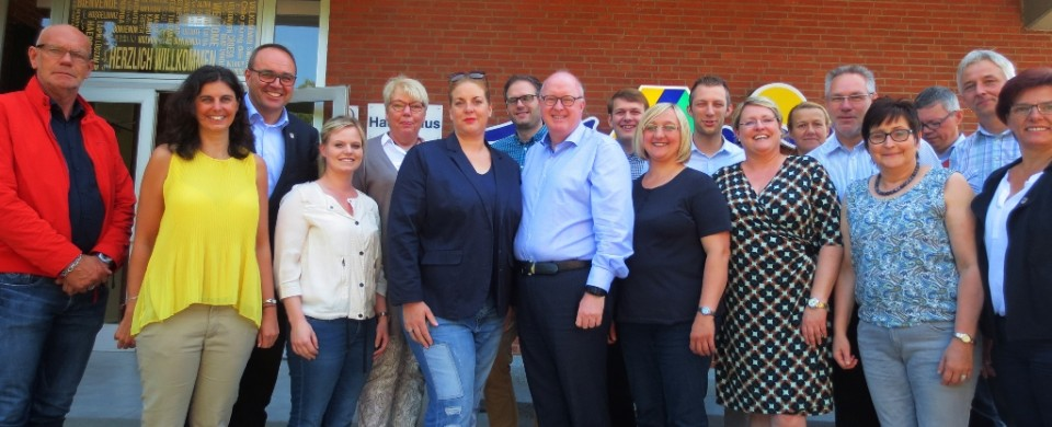 CDU-Kreisvorstand ging in Klausur. Foto: Martinklaus