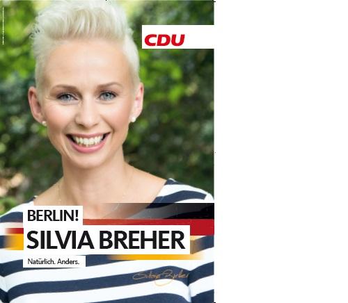 Silbia Breher MdB