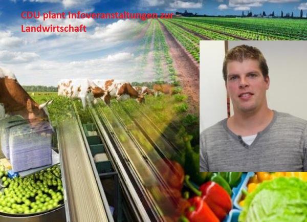 Inforeihe Landwirtschaft des CDU Kreisverbandes Vechta!
